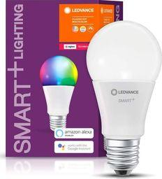 Ledvance Ledvance Smart+ bańka E27 9W RGBW Zigbee