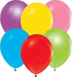 "GoDan Balon lateksowy pastelowe 12"" op.10szt MIX"