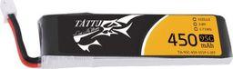 Gens Ace & TATTU Akumulator Tattu 450mAh 3.8V HV 95C 1S1P Long JST-PHR