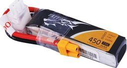 Gens Ace & TATTU Akumulator Tattu 450mAh 7.4V 75C 2S1P Long XT30