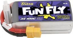 Gens Ace & TATTU Akumulator Tattu Funfly 1550mAh 11,1V 100C 3S1P XT60