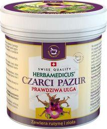 Herbamedicus CZARCI PAZUR z rutyną i zioł. balsam 250ml