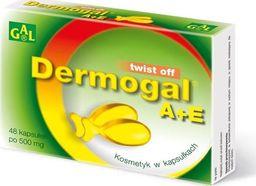 Gal Dermogal A + E  48 kaps.elast