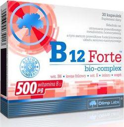 Olimp Olimp B12 Forte Bio-Complex kaps. 30kaps.