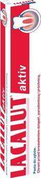 Lacalut  Pasta do zębów Aktiv przeciw paradontozie i próchnicy 75ml