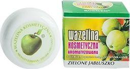 Kosmed Kosmed, Wazelina kosmetyczna aromatyzowana, zielone jabłko,