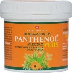 Herbamedicus PANTHENOL Plus Mleczko 150 ml