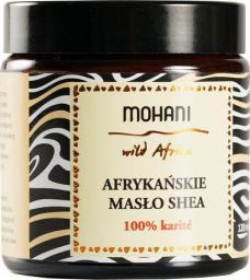 Mohani Wild Africa afrykańskie masło shea do ciała 100g