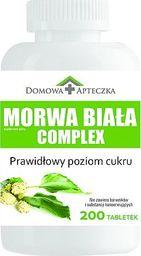 Domowa Apteczka DOMOWA APTECZKA Morwa Biała Complex tabl.