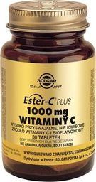 Solgar SOLGAR Ester C-Plus wit. C 1000 mg tabl. 3 tabl. - 30 tabl.