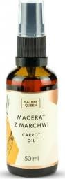 Nature Queen Olejek Carrot Seed Oil macerat z marchwi 50ml