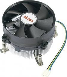 Chłodzenie CPU Akasa (AK-CCE-7105EP)  wentylator do 95W