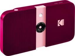 Aparat cyfrowy Kodak Smile czerwony (RODSMCAMRD)