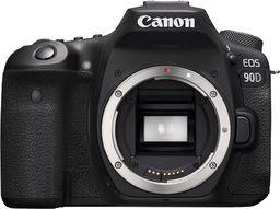 Aparat cyfrowy Canon Canon EOS 90D zrcadlovka - tělo