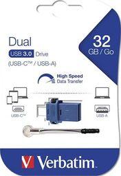 Pendrive Verbatim VERBATIM Flash Disk Store 'n' Go V3 16GB USB 3.0