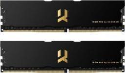 Pamięć GoodRam IRDM, DDR4, 16 GB, 3600MHz, CL17 (IRP-3600D4V64L17S/16GDC)