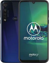 Smartfon Motorola Moto G8 Plus 64 GB Dual SIM Niebieski  (PAGE0001DE)
