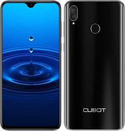 Smartfon Cubot R15 Pro Dual SIM 3/32GB czarny
