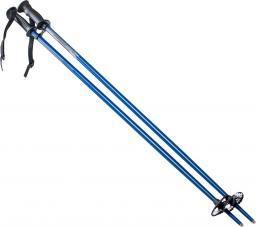 Martes Kije narciarskie Snowflake JR niebieskie 105cm