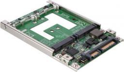 Delock Konwerter 22-pinowy SATA 2.5″ na mSATA z obsługą RAID (62545)