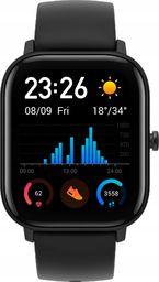 Smartwatch Xiaomi Amazfit GTS Czarny  (6970100373462)