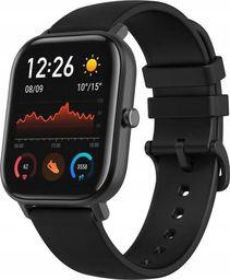 Smartwatch Amazfit GTS Czarny  (6970100373462)