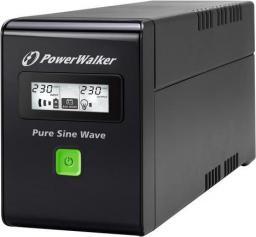 UPS PowerWalker VI 600 SW FR