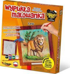 Wypukła Malowanka - Zoo Lew