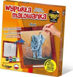 Wypukła Malowanka - Zoo Słoń