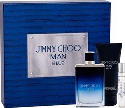 JIMMY CHOO Zestaw Man Blue