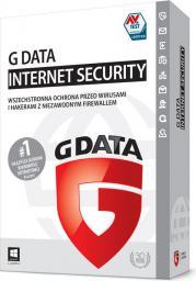 Gdata Internet Security 3 stanowiska 2 lata BOX (082294)