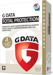 Gdata Total Protection 3 stanowiska 1 rok UPGRADE BOX (082626)