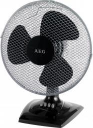 AEG Wiatrak biurkowy 30cm czarny VL 5529