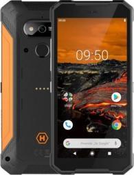 Smartfon myPhone Hammer Explorer 32 GB Dual SIM Czarno-pomarańczowy  (Hammer Explorer)