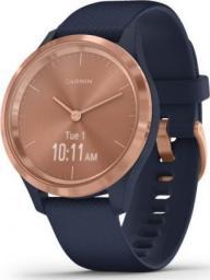 Smartwatch Garmin Vivomove 3S Granatowy  (010-02238-23)