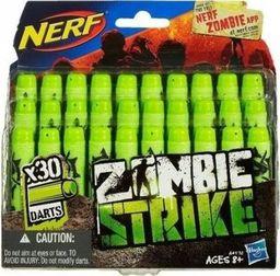 Hasbro Zestaw 30 strzałek Nerf Zombie