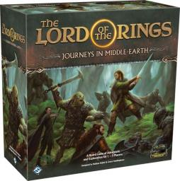Fantasy Flight Games The Lord of the Rings - Journeys in Middle-earth