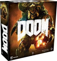 Fantasy Flight Games DOOM - The Boardgame - 2nd Edition