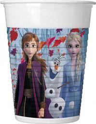 PROCOS kubeczki urodzinowe Frozen 2 Kraina Lodu 200 ml 8 sztuk uniwersalne (42453)