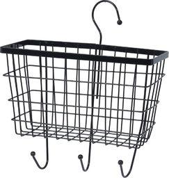 Koszyk prysznicowy Orion Kosz koszyk półka do zawieszenia na drzwi kabinę uniwersalny