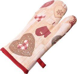 Orion Rękawica kuchenna bawełna ŚWIĘTA Boże Narodzenie uniwersalny