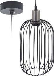 Lampa wisząca Home Styling Collection LAMPA wisząca sufitowa metalowa loft industrialna uniwersalny