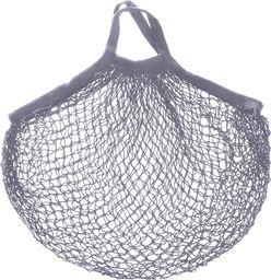 Orion Siatka / torba / reklamówka na zakupy SZARA EKO uniwersalny