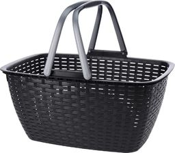 Storage Solutions Koszyk KOSZ torba pojemnik na zakupy piknik grzyby uniwersalny