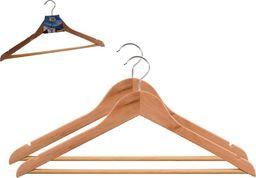 Orion Wieszak drewniany na odzież / ubrania 2 szt. uniwersalny