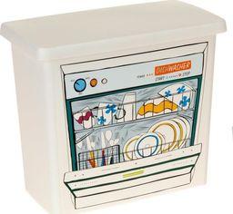 Eh Excellent Houseware Pojemnik na tabletki kapsułki do zmywarki proszek uniwersalny
