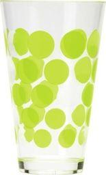 Zak!designs Zak! - Szklanka 300ml, zielona uniwersalny