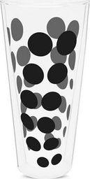 Zak!designs Zak! - Szklanka wysoka 350 ml, czarna uniwersalny