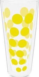 Zak!designs Zak! - Szklanka wysoka 350 ml, żółta uniwersalny