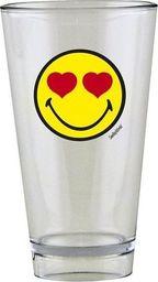 Zak!designs Zak! - Szklanka 300 ml, Love, Smiley uniwersalny